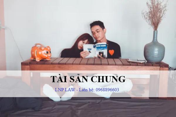 tai san chung cua vo chong